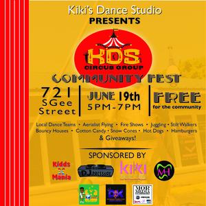 KDS Circus Group Community Fest