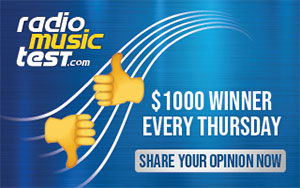 Share Your Opinion for a Chance to Win $1,000 every week - radiomusictest.com